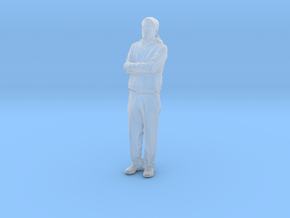 Printle C Homme 196 - 1/72 - wob in Smooth Fine Detail Plastic