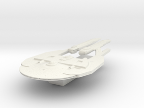 Boston Class  MedCruiser in White Natural Versatile Plastic