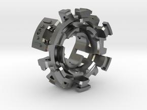 HILT MT30 Connector Holder MHS-V2 METAL in Natural Silver