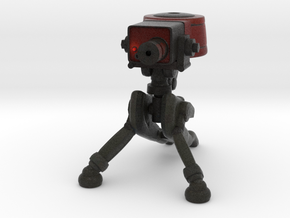 TF2 sentry level 1 (textured model) in Full Color Sandstone