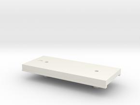tender_bodenplatte on 30 in White Natural Versatile Plastic