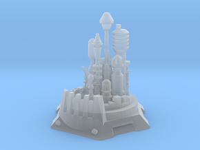 Bottle City of Kandor in Frosted Ultra Detail