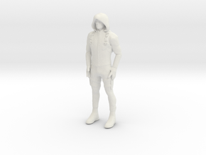 Printle V Homme 1090 - 1/24 - wob in White Natural Versatile Plastic