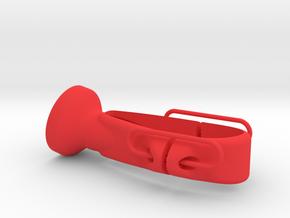 Cervelo P5X Varia Mount in Red Processed Versatile Plastic