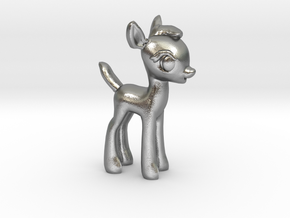 "My Little OC: Faun 2"" in Natural Silver"