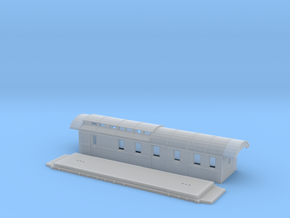DFo5 - Swedish passenger wagon in Smooth Fine Detail Plastic