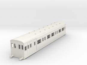 o-148-secr-railmotor-brake-coach-2 in White Natural Versatile Plastic