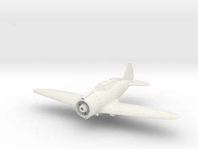 Reggiane Re.2000 in White Strong & Flexible: 1:144