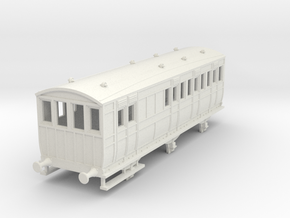 o-76-secr-6w-pushpull-coach-brake-third-1 in White Natural Versatile Plastic