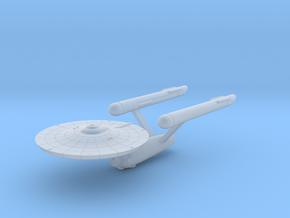 3788 Scale Federation Heavy Cruiser (CAR) WEM in Smooth Fine Detail Plastic