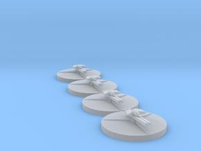 "X-7 ""Rotkäppchen"" Anti-Tank Missile in Smoothest Fine Detail Plastic: 6mm"