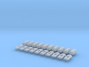 H0 1:87 Feuerlöscher-Kasten V1 in Smooth Fine Detail Plastic