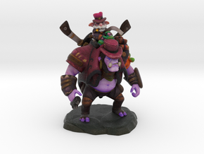 Alchemist (Darkbrew Enforcer set) in Full Color Sandstone