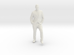 Printle C Homme 1084 - 1/32 - wob in White Natural Versatile Plastic