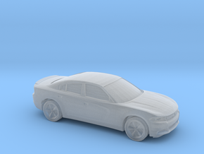 1/220  2015 Dodge Charger in Smooth Fine Detail Plastic