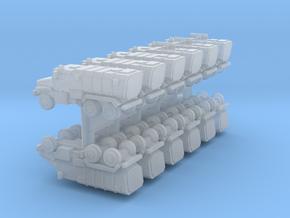 1/700 Ural Typhoon x12 (FUD) in Smooth Fine Detail Plastic