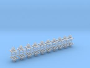 Elektromotoren auf Europalette 20er Set 1 - 1:87 H in Smooth Fine Detail Plastic