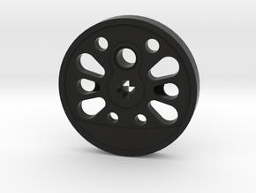 XL Boxpok Blind Driver - L Counterweight in Black Natural Versatile Plastic