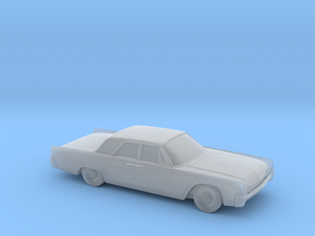 1/220 1962 Lincoln Continental Sedan in Frosted Ultra Detail