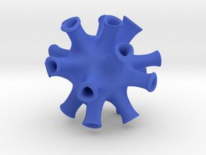 Malware in Blue Processed Versatile Plastic