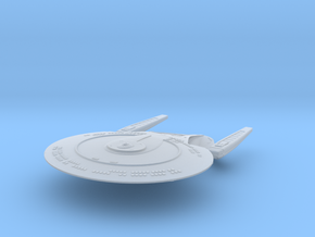 Andromeda Class  Exploration Cruise in Smooth Fine Detail Plastic