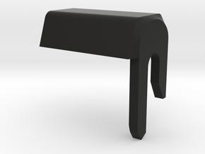 ika star zuchi front cover in Black Natural Versatile Plastic