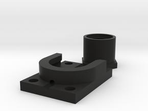 SCUBA - Regulator Dust Cap And Regulator Support in Black Natural Versatile Plastic