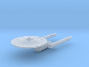 3788 Scale Federation Strike Cruiser WEM in Smooth Fine Detail Plastic
