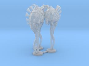 Alien Bug Lurker 3 Bases in Frosted Ultra Detail