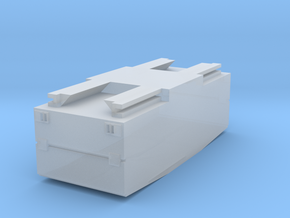 EMD/GMD Undersill Equipment Box in Smooth Fine Detail Plastic