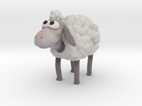 Sheepie Sheep in Full Color Sandstone