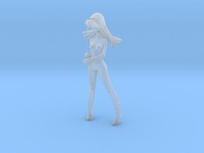 1/24 Asuka Umbrella Pose [18+] in Smoothest Fine Detail Plastic