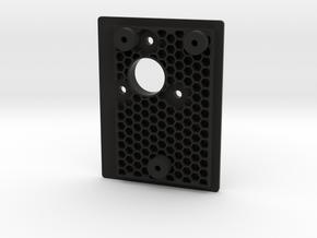 Thorens TD 165 Turntable Armboard - Sumiko Premier in Black Natural Versatile Plastic