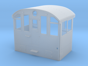 Cab Assembly in Smoothest Fine Detail Plastic
