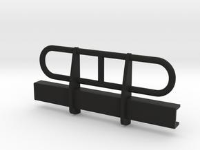 Marui Big Bear Front Bumper in Black Natural Versatile Plastic
