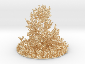 DLA bush (fat) in 14k Gold Plated Brass