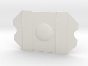 The Imperial in White Premium Versatile Plastic