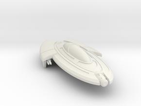 Ori Fighter: 1/270 scale in White Natural Versatile Plastic