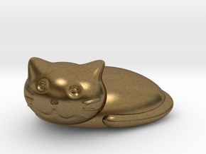 Cat 5 in Natural Bronze: Small