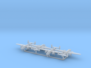 1/600 B-25B w/Gear x4 (FUD) in Smooth Fine Detail Plastic