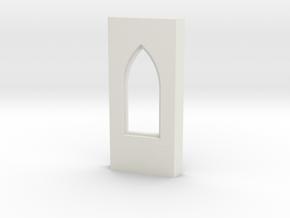 shkr005 - Teil 5 Seitenwand mit Fensterleibung got in White Natural Versatile Plastic