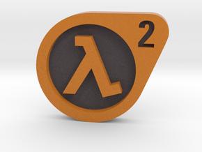 Half Life ® Token: Paragon in Full Color Sandstone