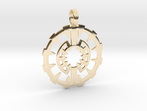 WIZARDS LIGHT in 14K Yellow Gold