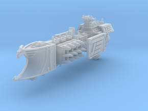 Defiant Light Cruiser in Smooth Fine Detail Plastic