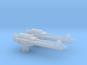 Gravity-Rod Rifles for TR Cloudraker in Smooth Fine Detail Plastic
