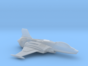 Superiority fighter MKII in Frosted Ultra Detail