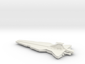 Venator Class Frigate By Erick1326a in White Strong & Flexible: Large