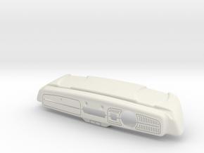 Sand Scorcher RH drive Dashboard - Body in White Natural Versatile Plastic