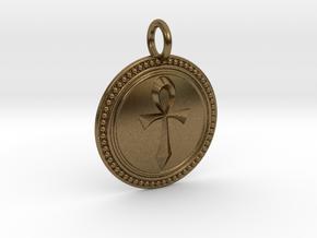 NewSpirituality in Natural Bronze