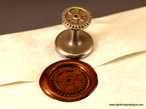 Gear Wax Seal in Stainless Steel